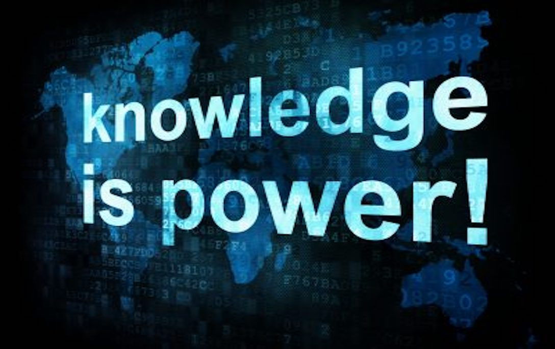 Knowledge Is Power by DoingCXRight