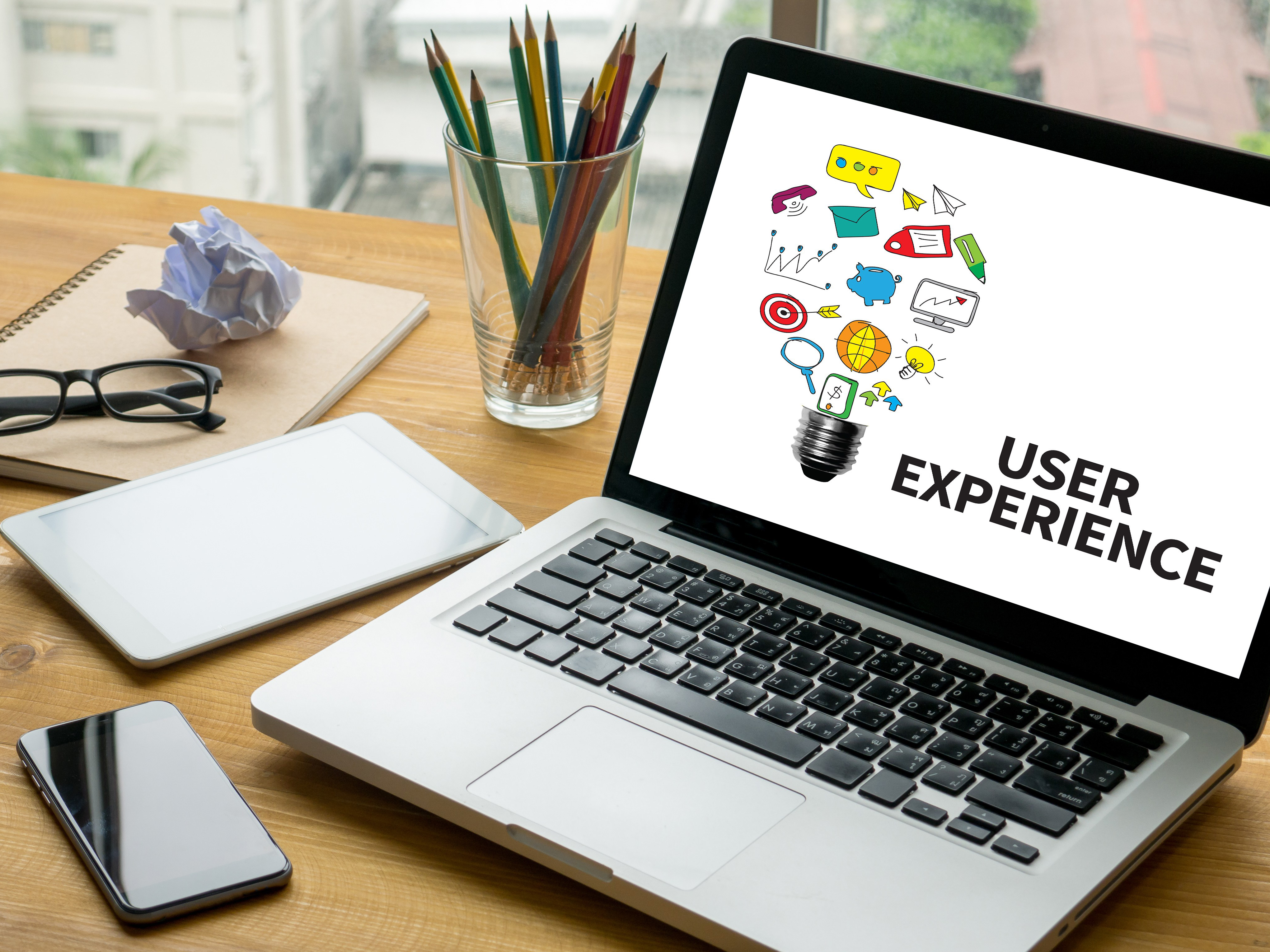 User Experience Matters by Stacy Sherman
