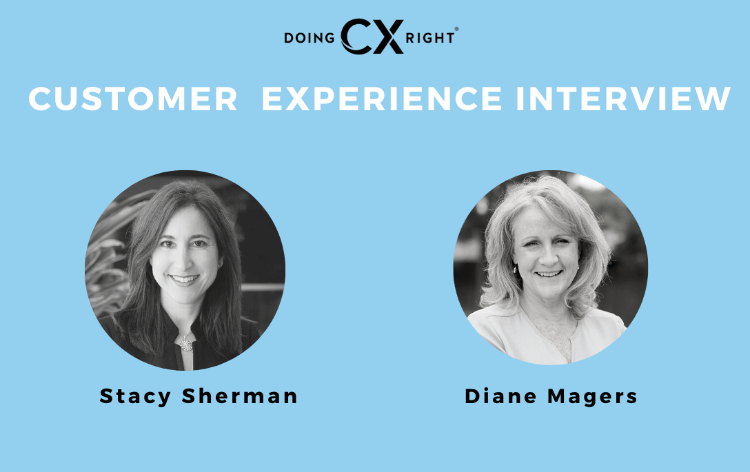 Stacy Sherman CX Interview with Diane Magers