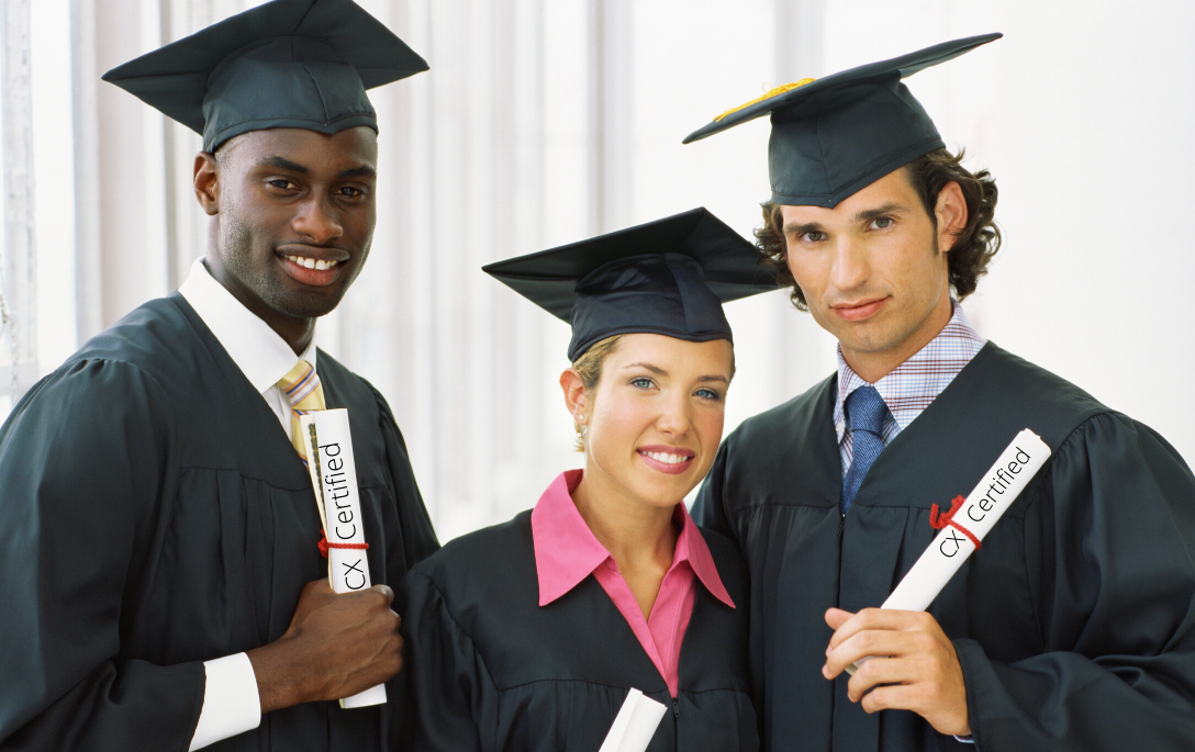Learn about University CX Certification Options