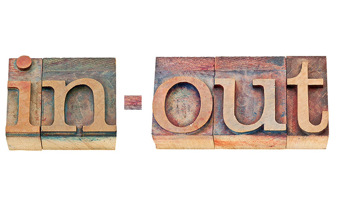 Outside-In vs. Inside Out Thinking