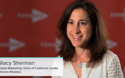 ForeSee (Verint) Interviews CX Expert Stacy Sherman (+ Video)