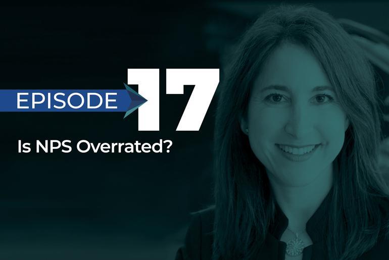 Stacy Sherman's podcast on CX