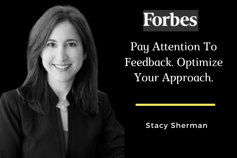 12 Tips for communication success. Stacy Sherman In Forbes.