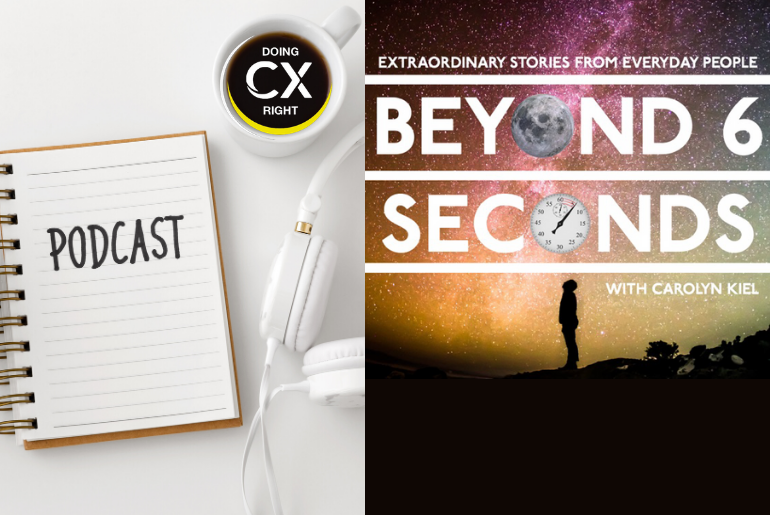 Beyond 6 Seconds Interviews Stacy Sherman about DoingCXRight