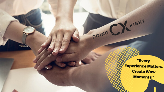Welcome To DoingCXRight