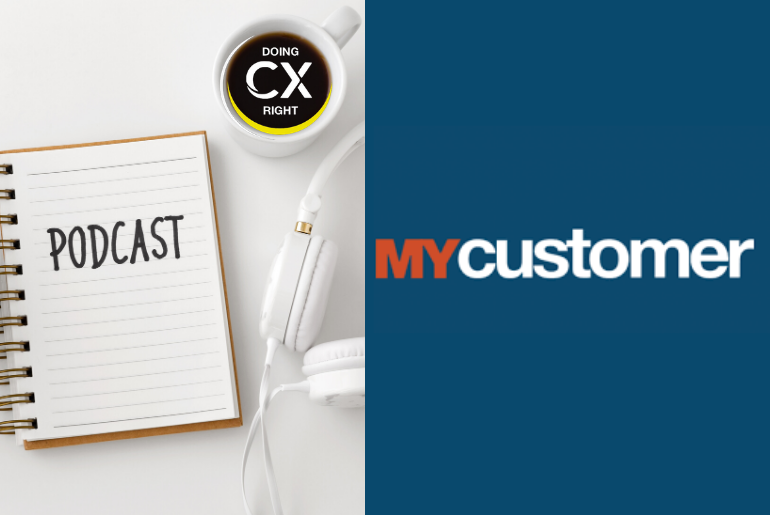 MyCustomer Interviews Stacy Sherman About Journey Mapping. Listen To Podcast Episode.