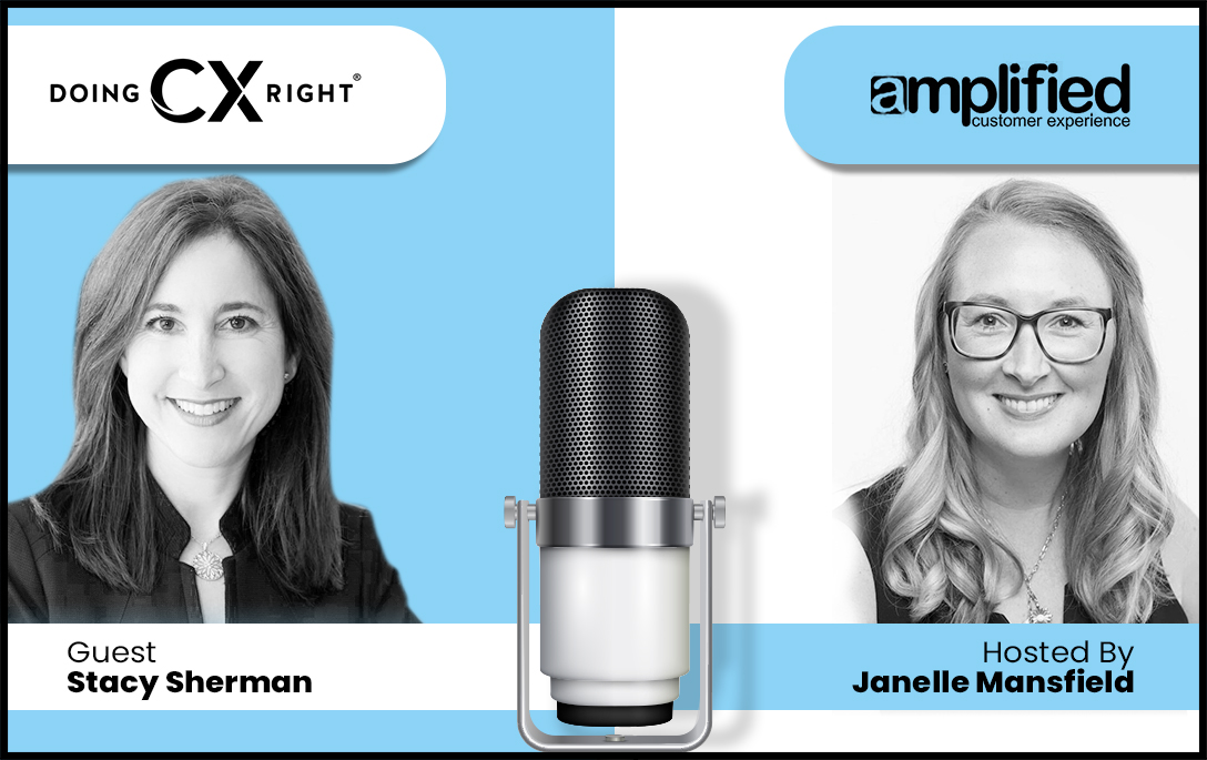 Stacy Sherman joins Janelle Mansfield to dive deep on Voice of the Customer and CX best practices.