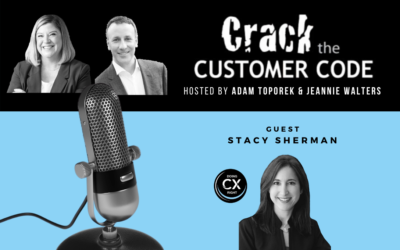 How To Be Customer-Centric & Not Just Say It (Podcast)