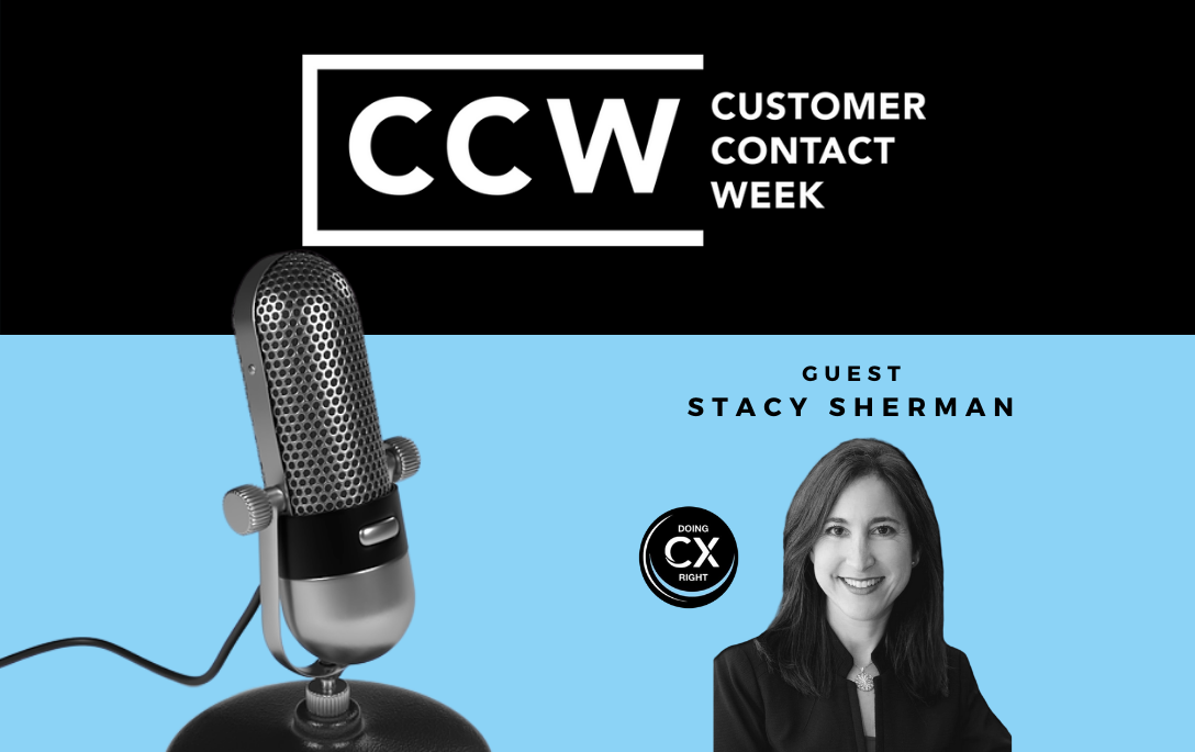 Stacy Sherman Joins CCW To Discuss Customer Experience Best Practices