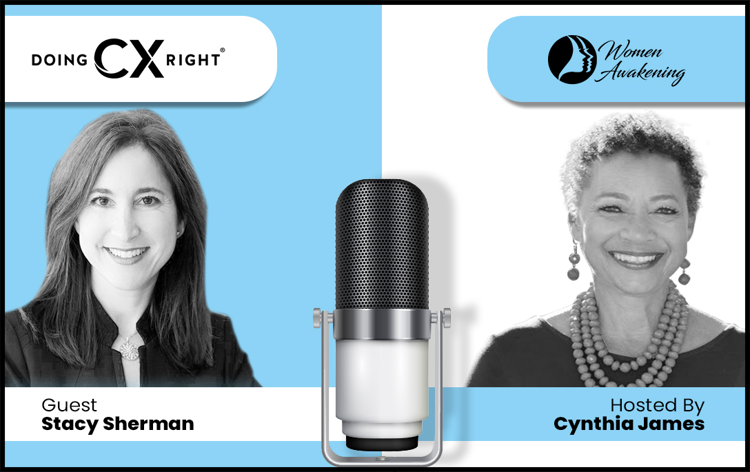 Stacy Sherman & Cynthia James discuss creating employee satisfaction through awake leaders
