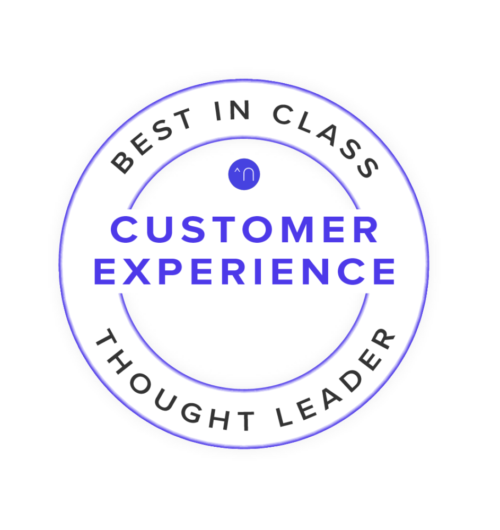Customer Experience Thought Leader Award-Stacy Sherman DoingCXRight