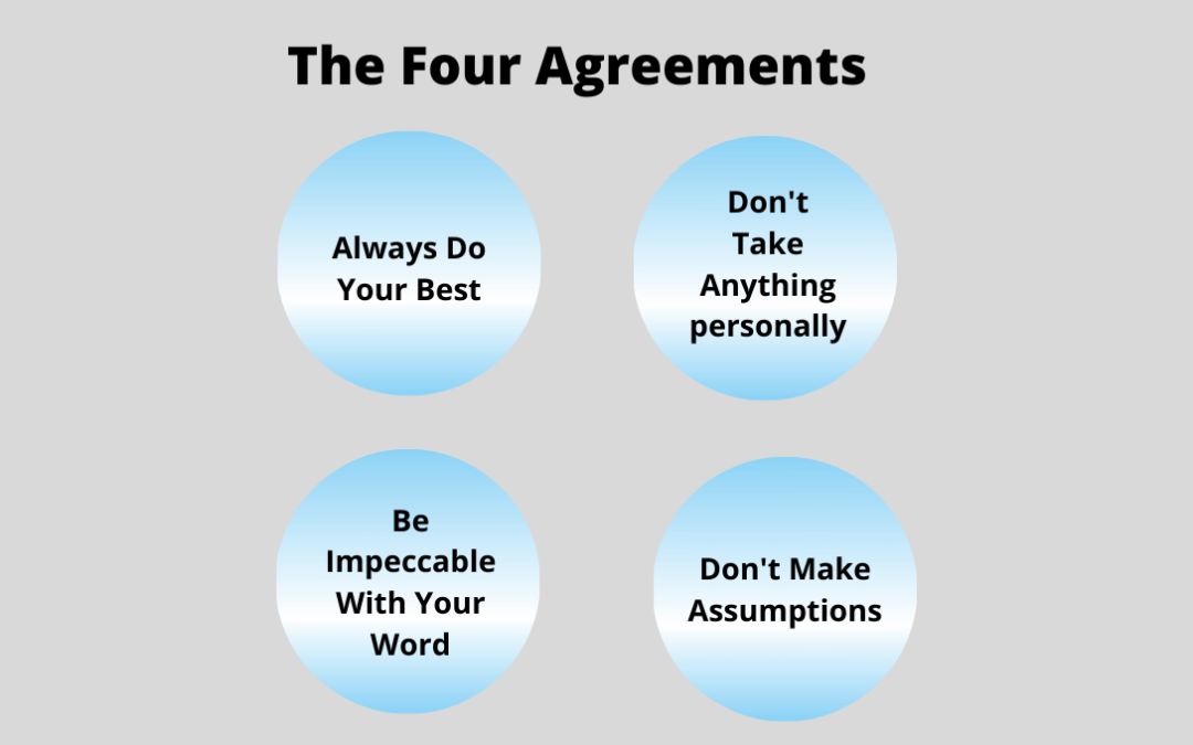 """CX Leadership Lessons From """"The Four Agreements"""""""