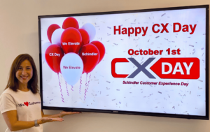 Customer Experience CX Day and Company Culture Tips by Stacy Sherman DoingCXRight