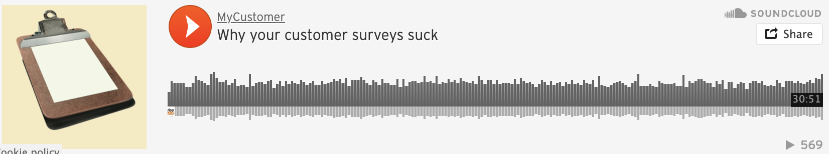 Why Your Customer Surveys Suck and What To Do About It