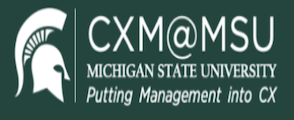 stacy sherman speaks at Michigan State University about CX Best Practices