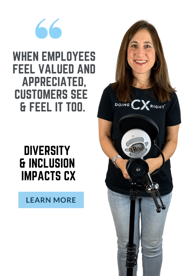 Diversity and Inclusion Impacts Customer Experiences. Learn More From Stacy Sherman
