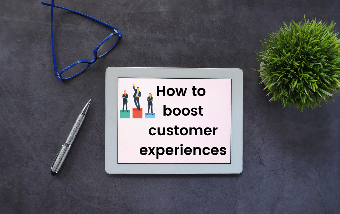6 ways to boost CX by Stacy Sherman