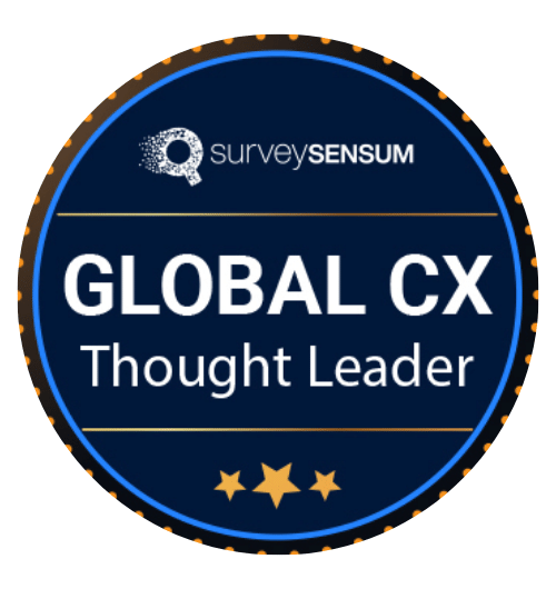 Stacy Sherman recognized as Global CX Leader of the year