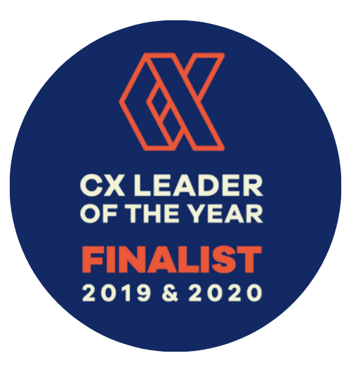 Stacy Sherman recognized as CX Leader of the Year in 2019 and 2020