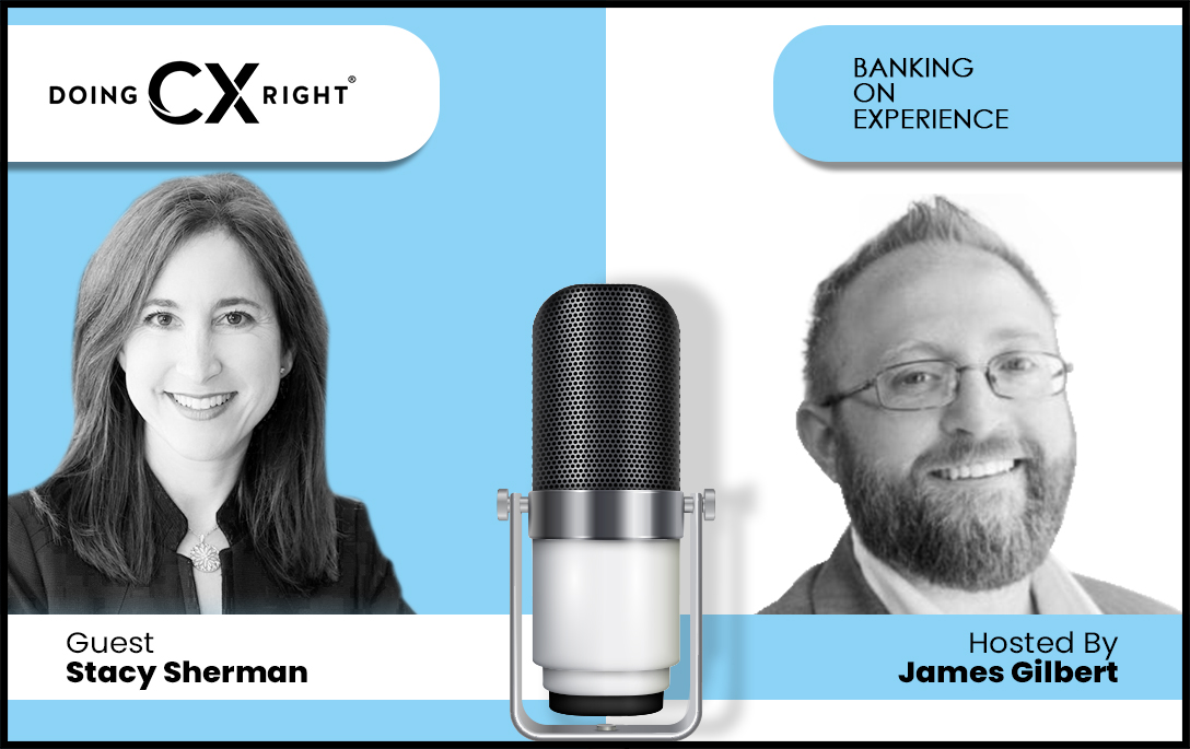 Stacy Sherman discusses the importance of humanizing business on James Gilbert's Podcast