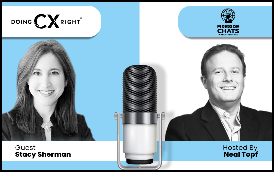 Stacy Sherman Joins Neal Topf Podcast To Discuss Customer Onboarding Best Practices