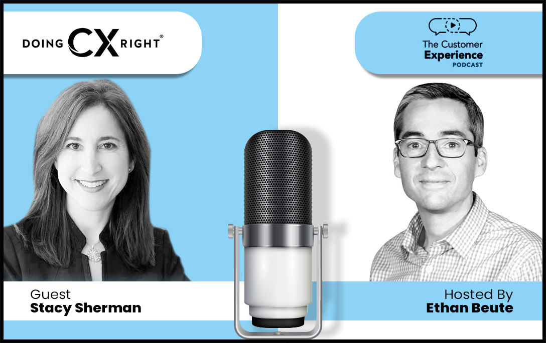 Stacy Sherman joins Ethan Buete Podcast About Differentiating Brands Beyond Price