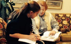 Lessons learned from Interview of Holocaust Survivor, Marsha Kreuzman