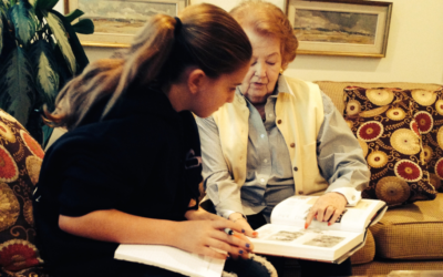 What We Can Learn From A Holocaust Survivor