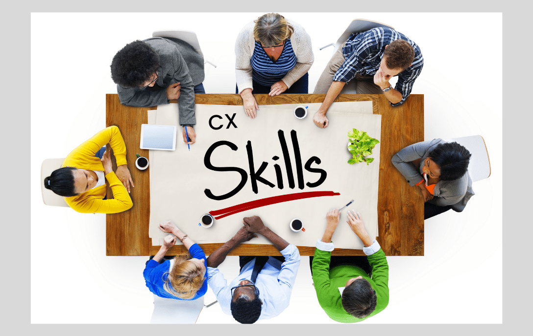 If you want to transform your brand & gain a competitive edge, you need to elevate your customer experience skills & hire the right people