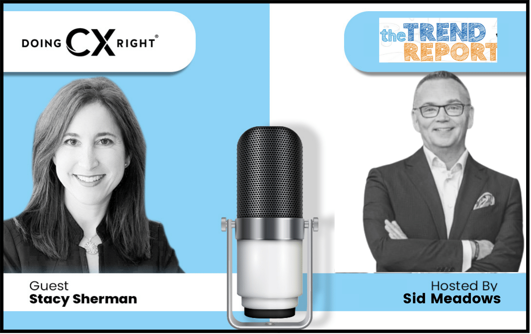 stacy sherman joins sid meadows about doing customer experience right in the interior design industry