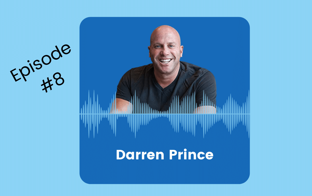 Aiming High with Darren Prince - DoingCXRight Podcast